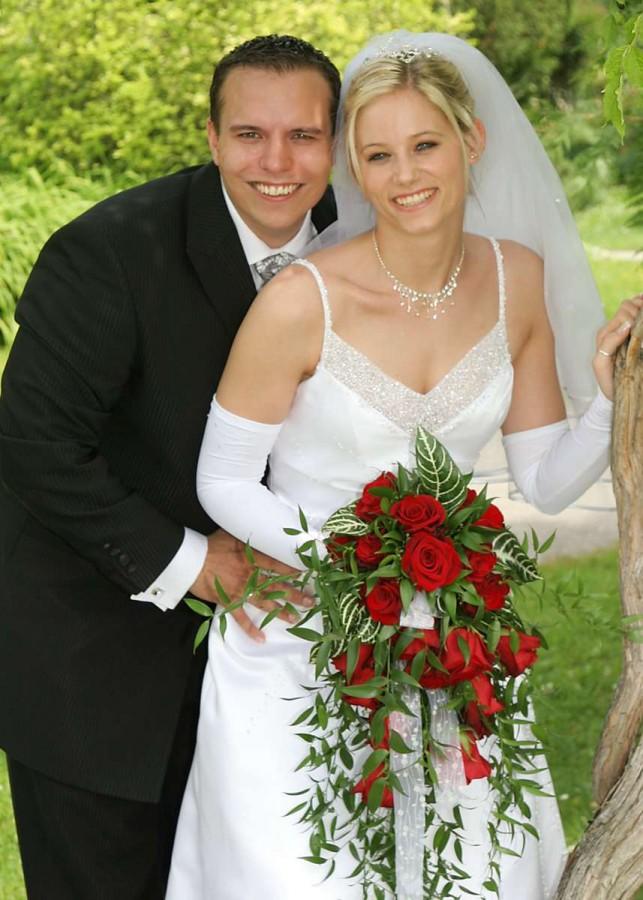 Hochzeits Fotoshooting