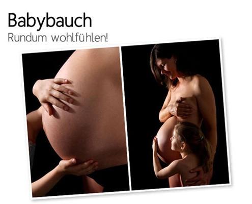 Babybauch Fotostudio Foto Nitsche
