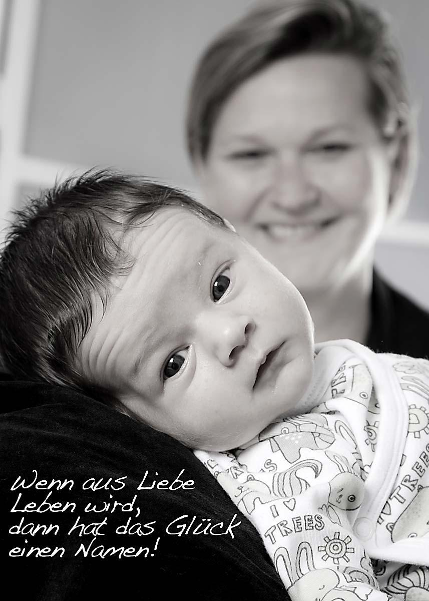 baby Mutter Foto