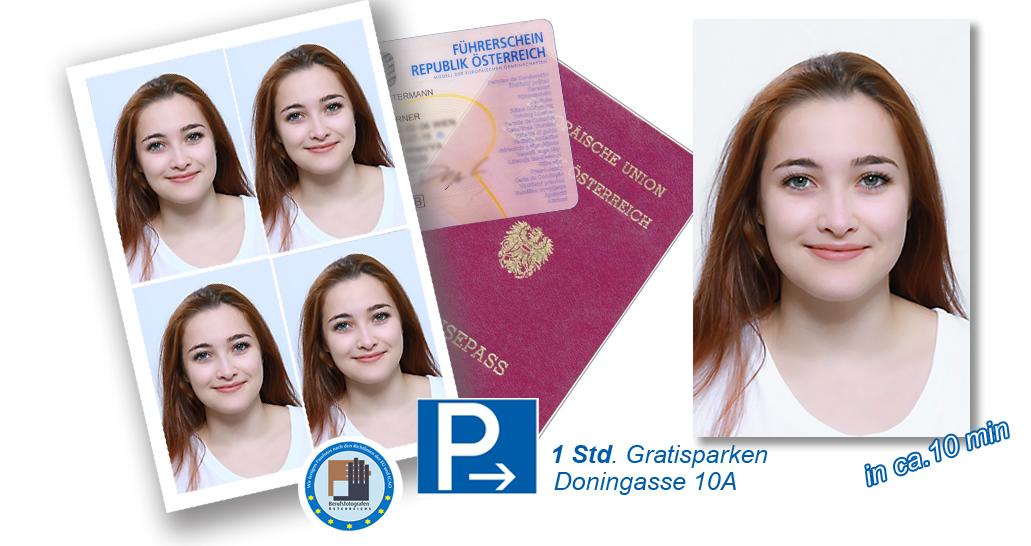 EU Passfoto Wien