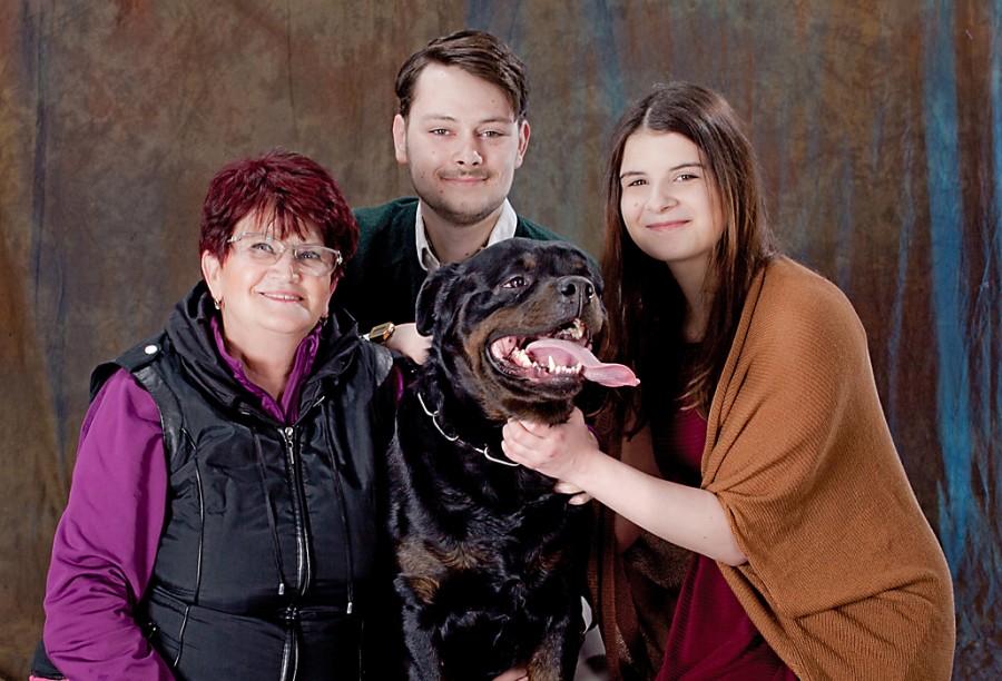 Familiengruppen Portraits