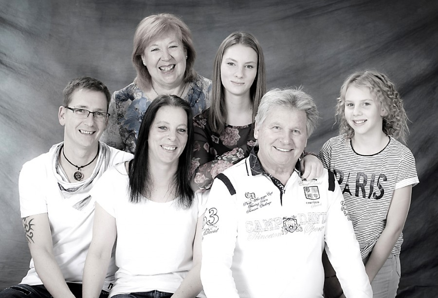 Familienportraitshooting