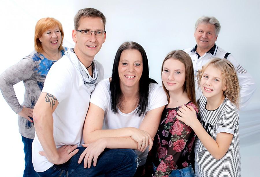 Familienshooting Foto Nitsche