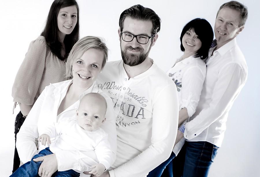 Generationenfoto Foto Nitsche